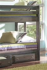 Save Space with a Bunk Bed