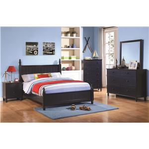 Coaster Zachary  Twin Bedroom Group