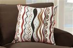 Coordinating Accent Pillows Add Style and Comfort