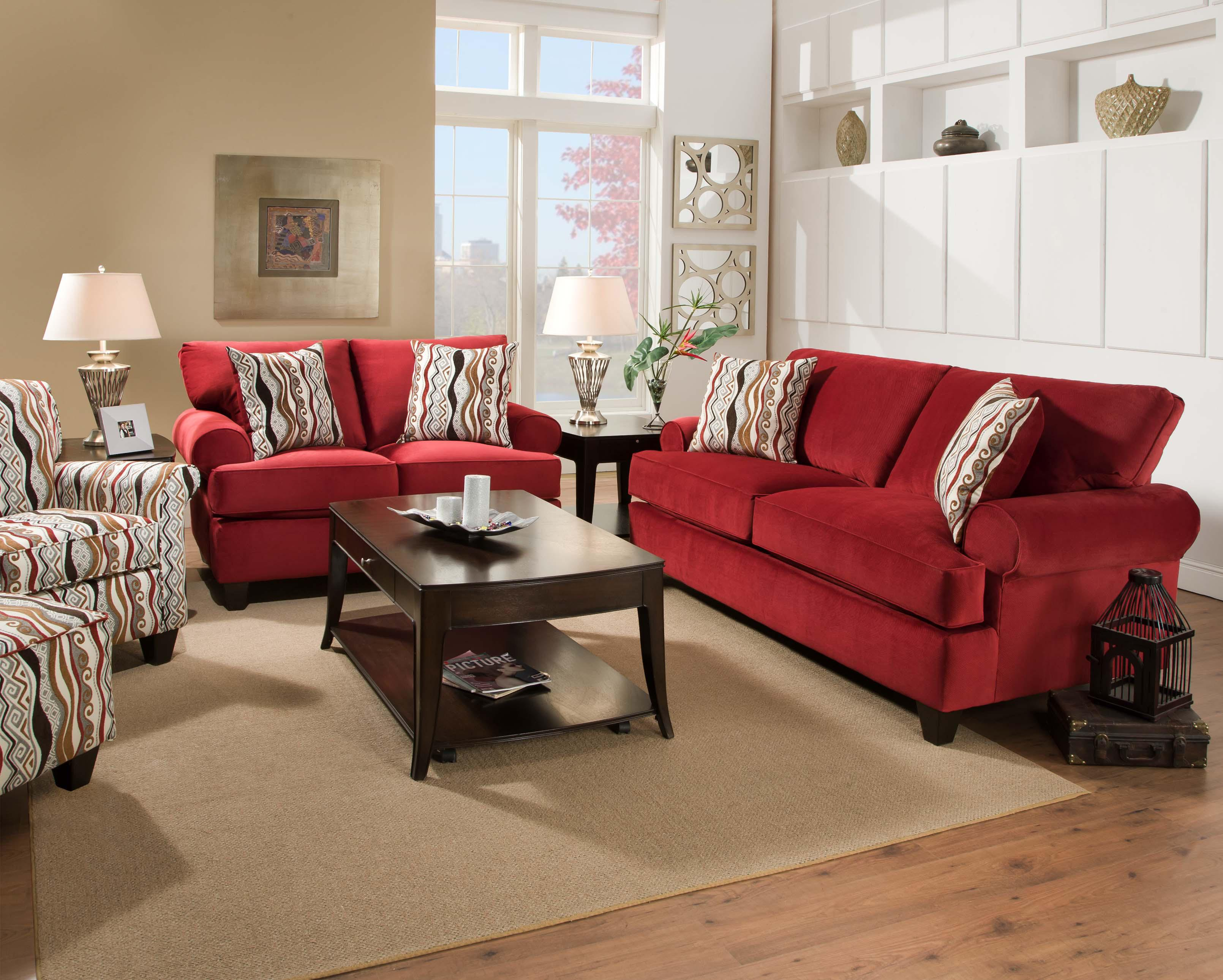 sofa standard red bessemer al room contemporary item furniture birmingham collections jackpot huntsville decatur casual and living alabaster lss hoover cupboard corinthian