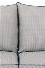 Plush Loose Back Cushions