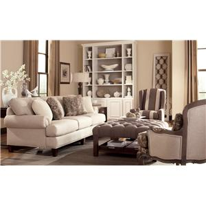 Craftmaster 7405 Stationary Living Room Group