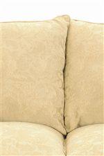 Plush Loose Back Pillows