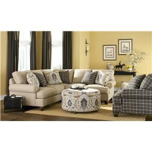 Cozy Life C9 Custom Collection <b>Customizable</b> Living Room Group