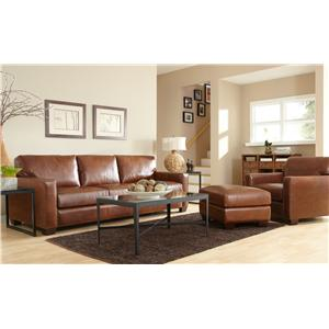 Craftmaster L135500 Stationary Living Room Group