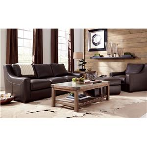 Craftmaster L144500 Stationary Living Room Group