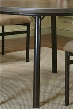 Simple Elegance is Offered with Subtle Curved Legs and Rich Finishes