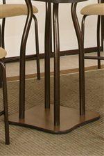 Pub Table's Elegant Table Base