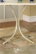 Charming Pedestal Table Base