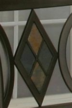 Ornamental Slate Inlays