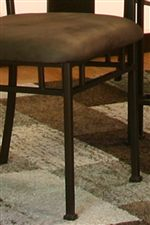 Taupe Fabric Seats