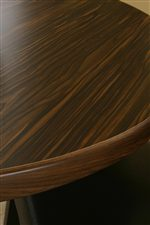 Smooth, Styled Veneer Table Tops