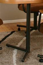 Unique Table Pedestal