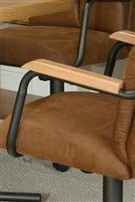 Laminate Arm Chair Tops
