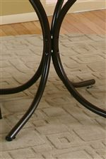 Curved Table Base