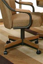 Tilt-Swivel Chair Base