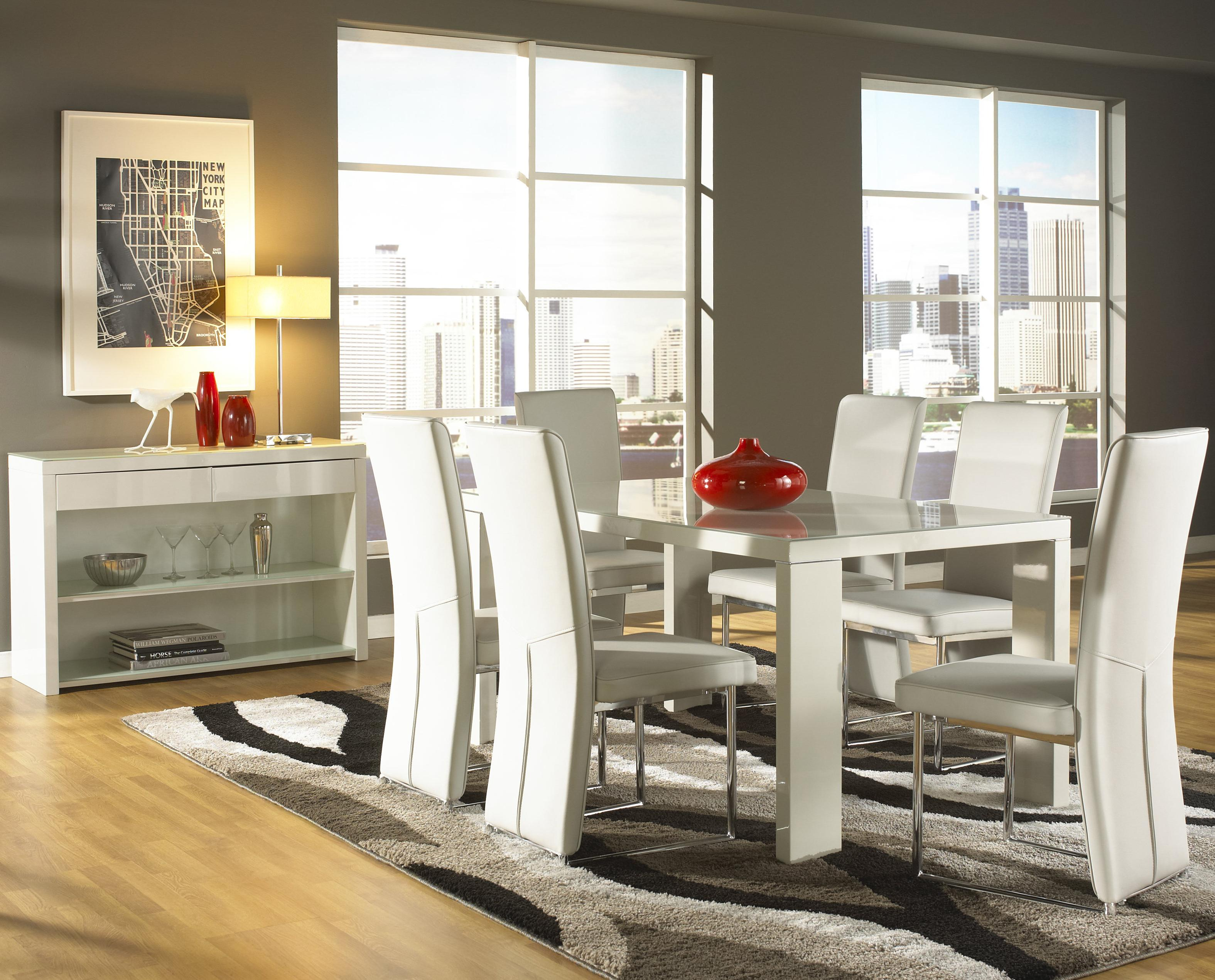 Cramco Inc Venice 7 Piece Dining And Chair Set Westrich Furniture Liances Or More Sets