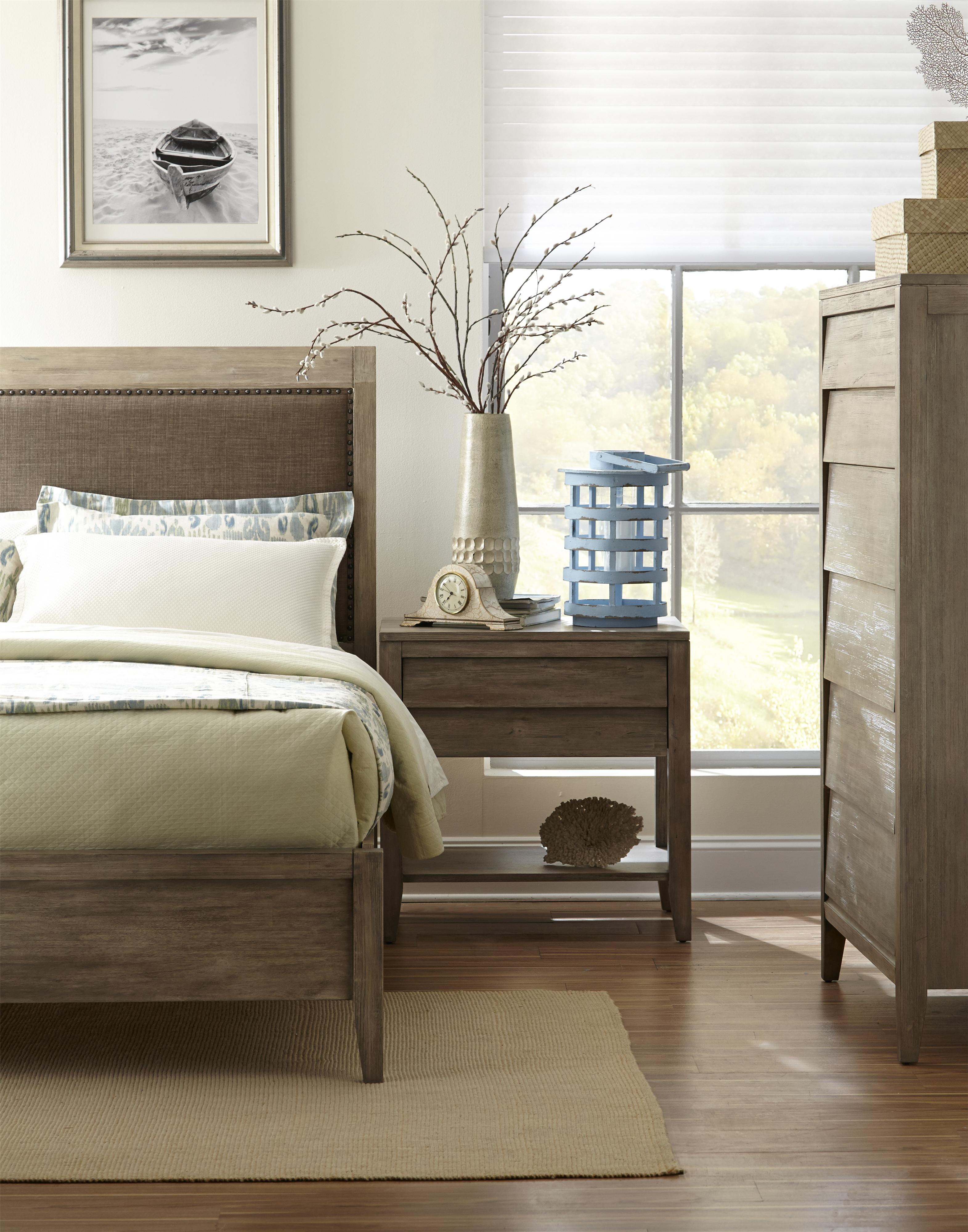Cresent Fine Furniture Corliss Landing King Bedroom Group - Item Number: 5600 K Bedroom Group 2