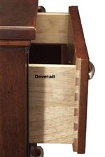 English Dovetail Joinery