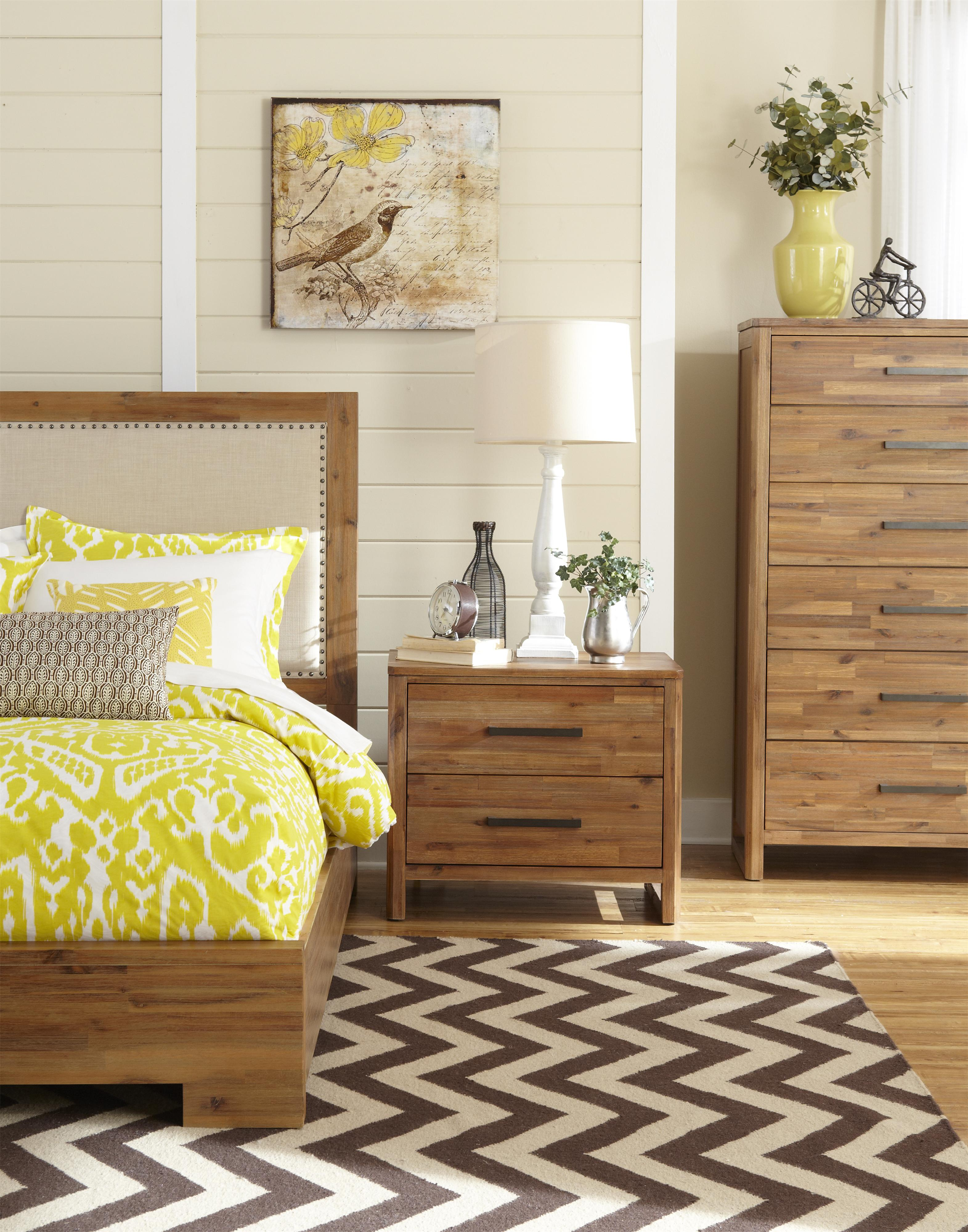 Cresent Fine Furniture Waverly Cal King Bedroom Group - Item Number: 5500 CK Bedroom Group 3
