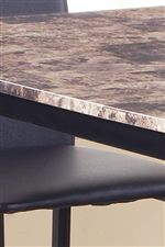 Faux Granite Table Top