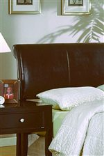 Bi-Cast Upholstered Headboard