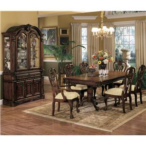 Crown Mark Brussels Formal Dining Room Group