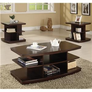 Crown Mark Ella End Table