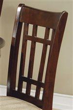 Slat Back Style Chairs