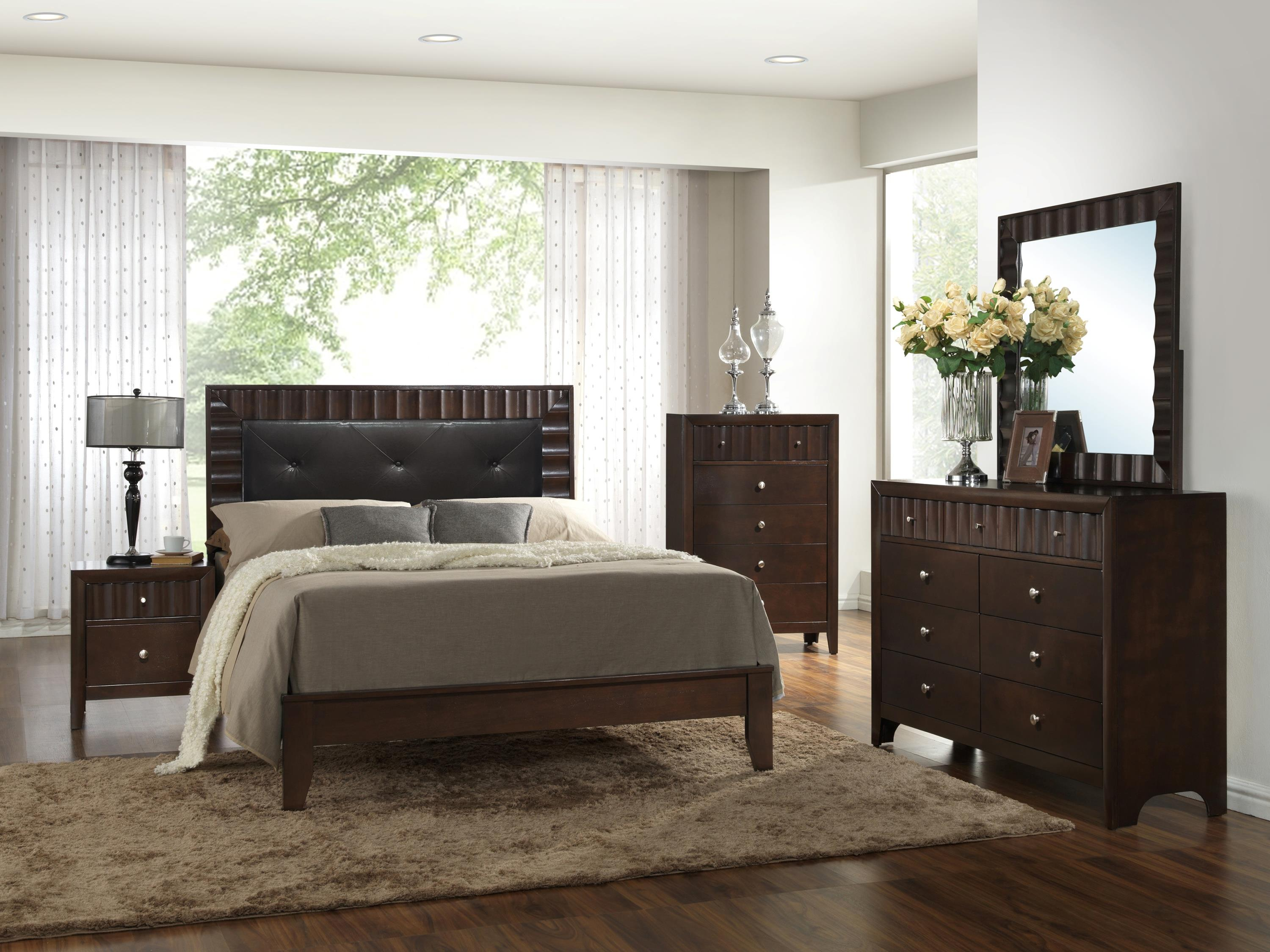Crown Mark Nadine King Bedroom Group - Item Number: B4900 K Bedroom Group 1