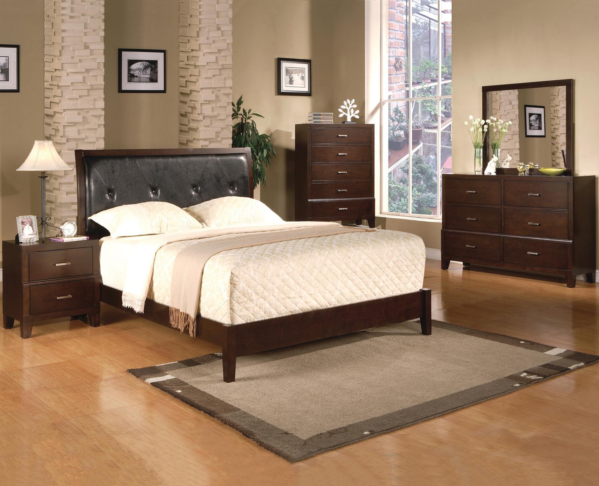 Crown Mark Serena King Bedroom Group - Item Number: B8150 King Bedroom Group 2