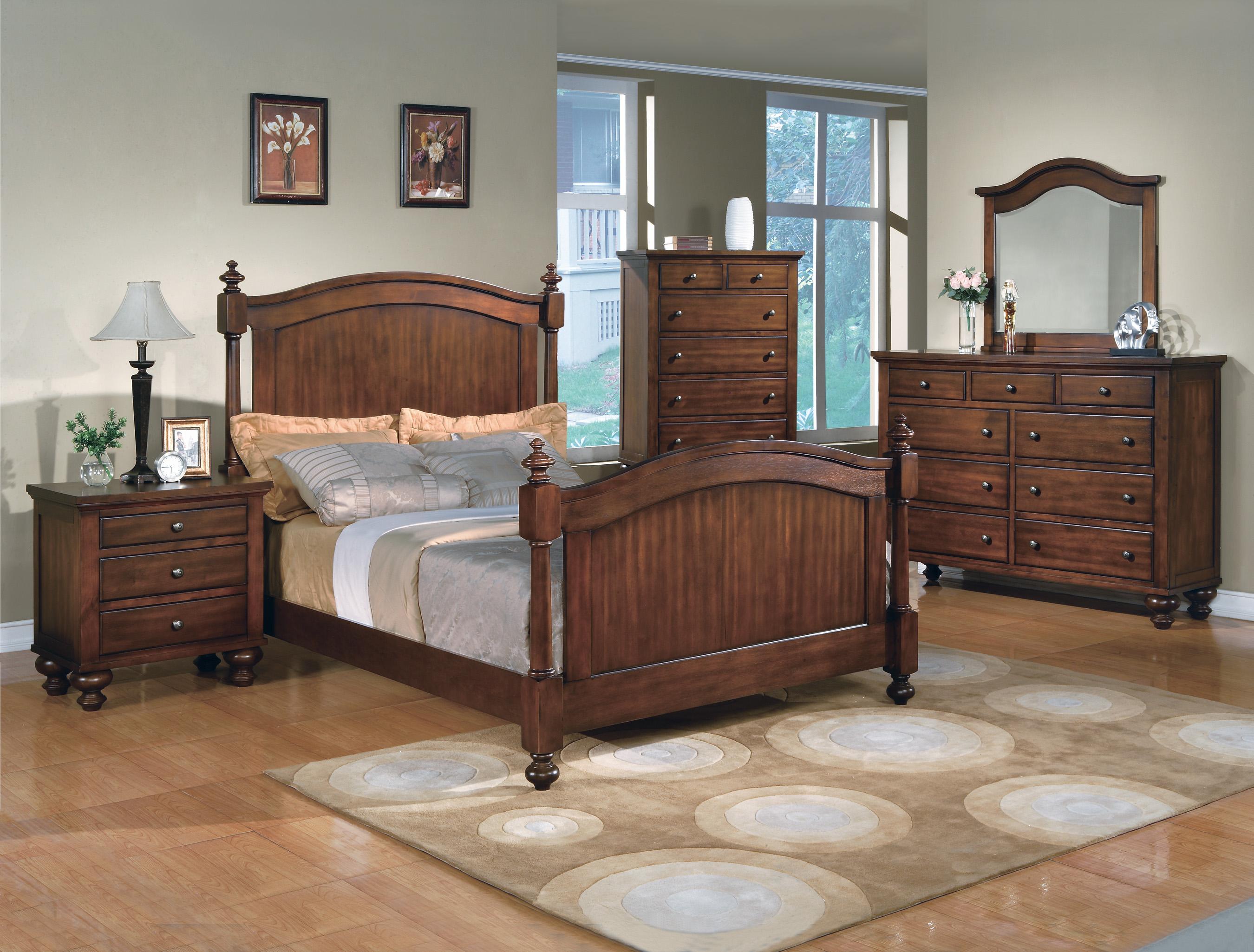 Crown Mark Sommer Queen Bedroom Group - Item Number: B1304 Queen Bedroom Group 1