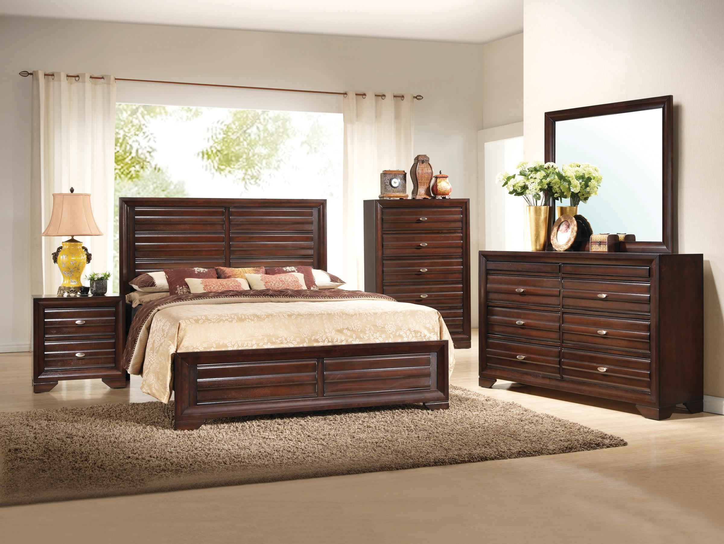 Crown Mark Stella Queen Bedroom Group - Item Number: B4500 Bedroom Group 1
