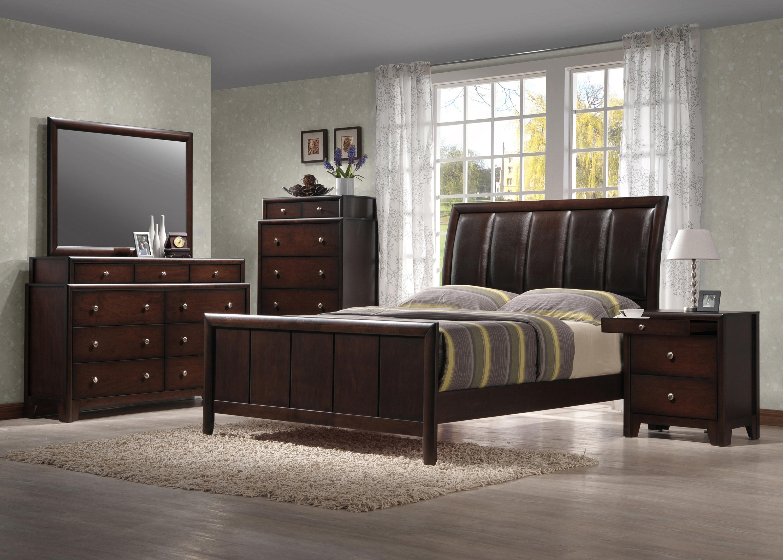 Crown Mark Rivoli King Bedroom Group - Item Number: B6870 King Bedroom 1