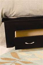Underbed Storage Drawer Pedestals Available
