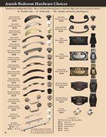 Choice of 30 Hardware Options