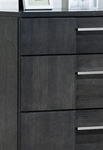 Tapered and Beveled Drawer Faces
