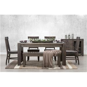 Defehr Stockton Casual Dining Room Group