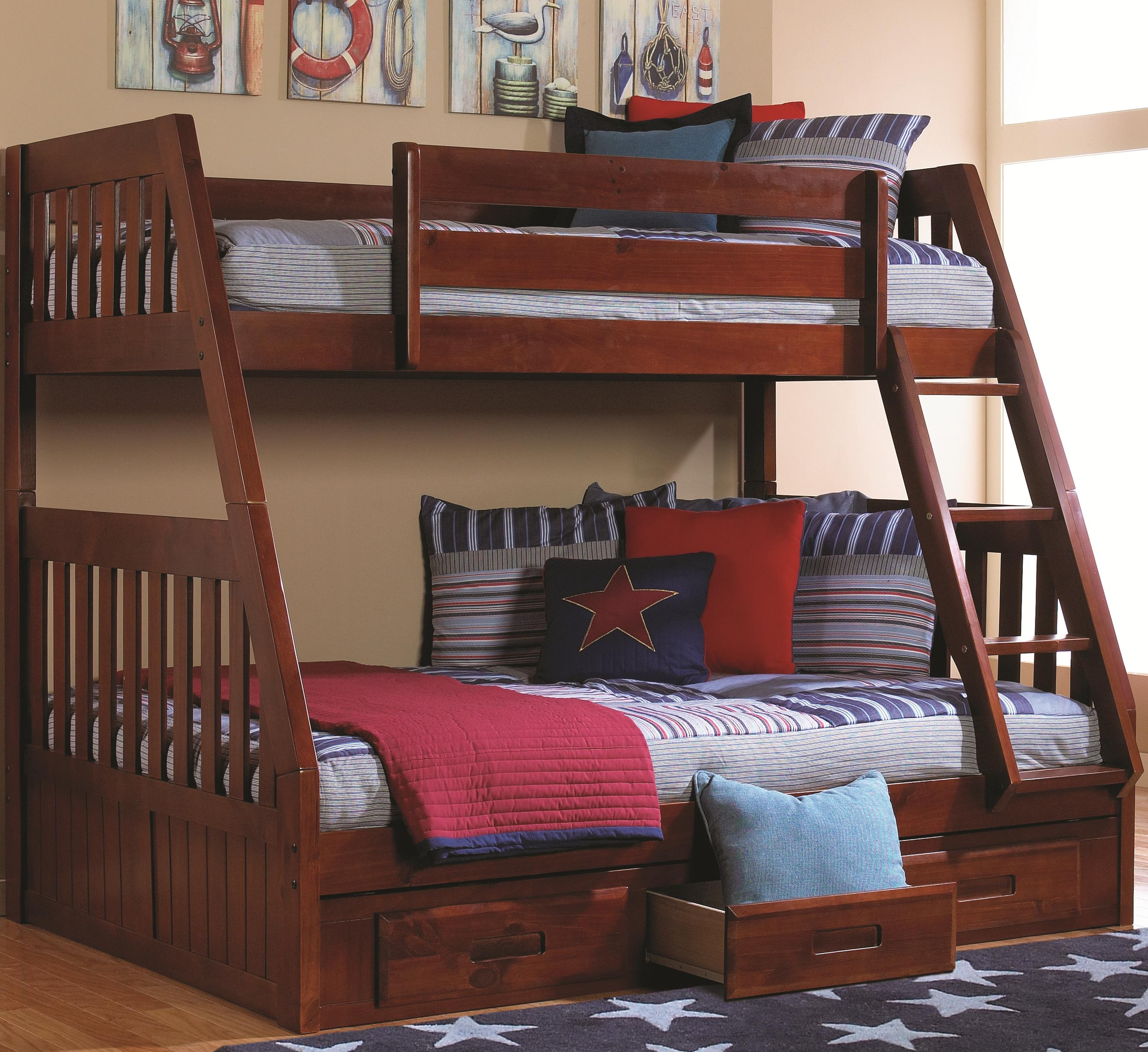 bed gallery full kids headboards bob discount bunk furniture config twin and large keystone s twinfull beds p stairway room