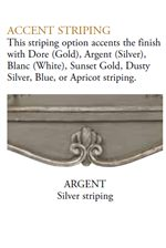 Accent Striping Options
