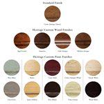 Heritage Custom Wood Finishes and Heritage Custom Paint Finishes