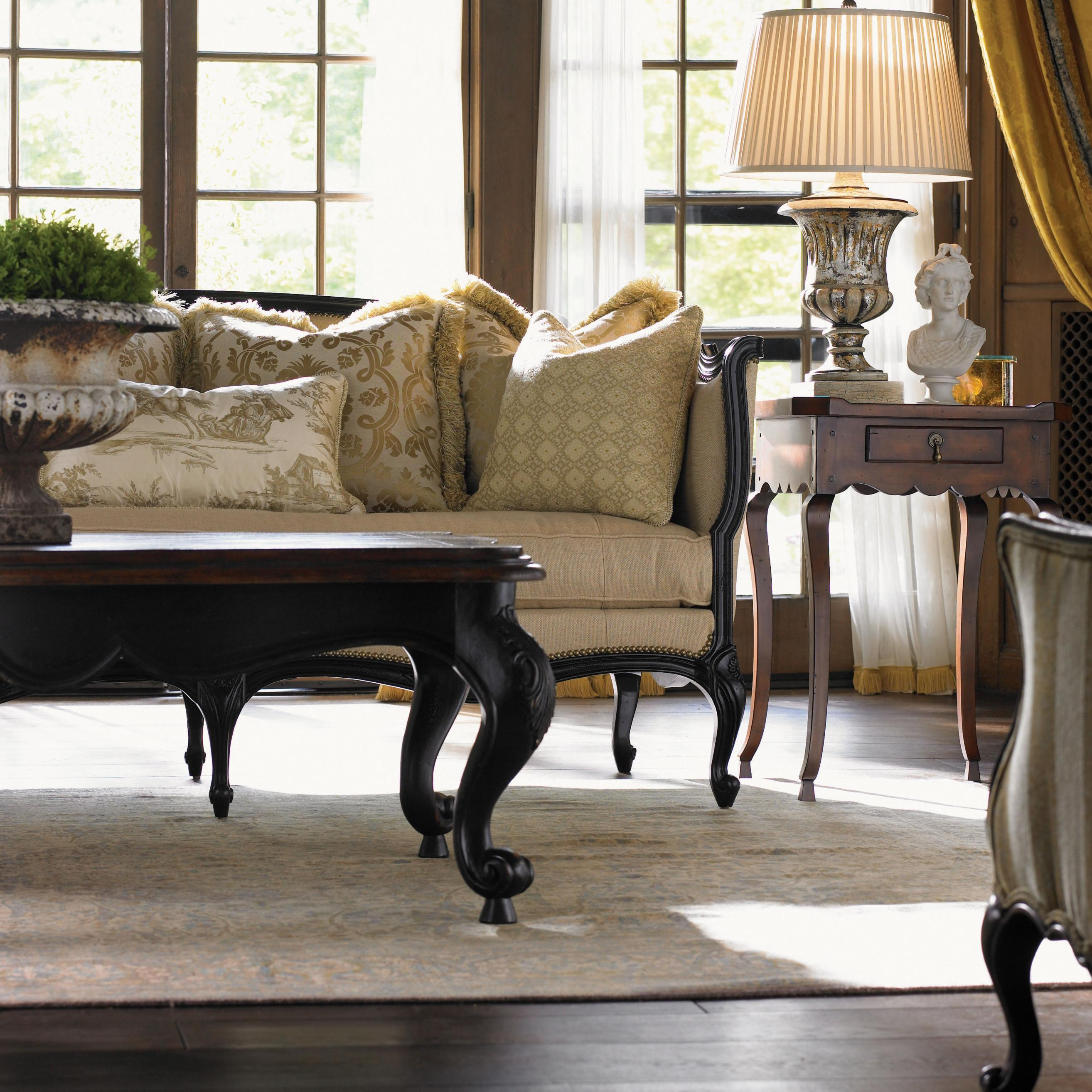 At Home in Belle Maison r by Drexel Adcock Furniture Drexel