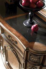 Black Granite Tops on Select Items