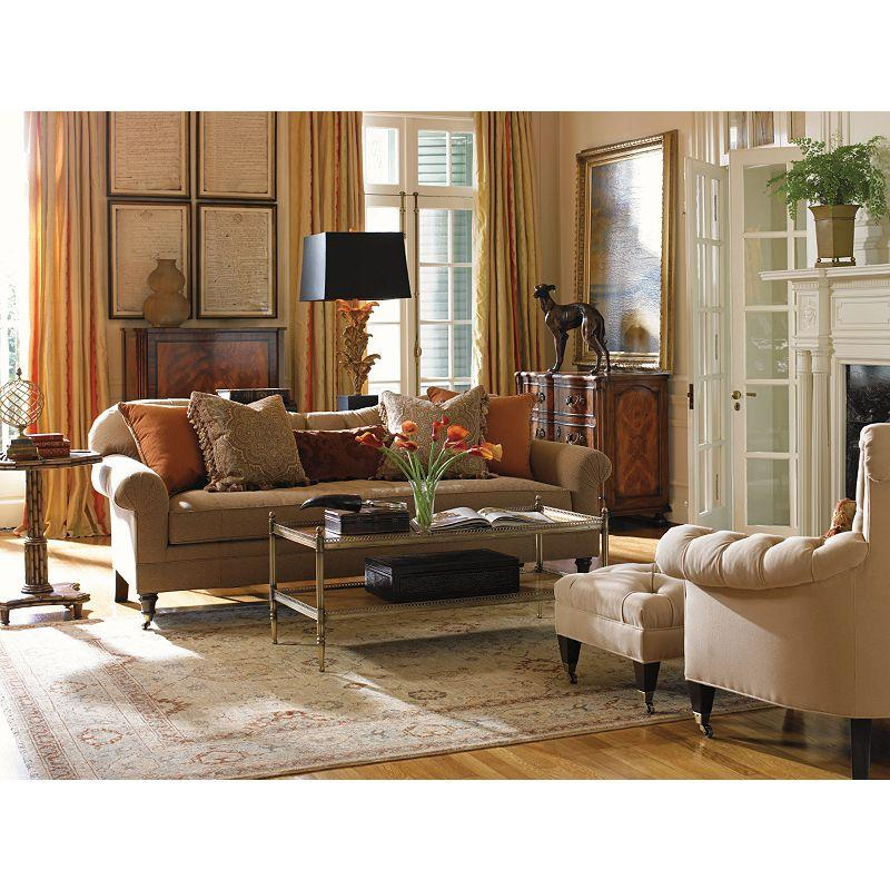 Drexel Et Cetera Modern Ming Chair Side Table   Sprintz Furniture   End  Tables Nashville, Franklin, And Greater Tennessee