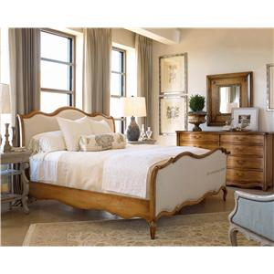Drexel Heritage® European Market Queen Bedroom Group