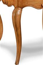 Cabriole Leg Design