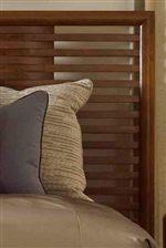 Wood-Woven Headboard