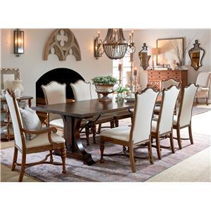 Drexel Viage  Formal Dining Room Group 3