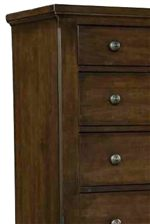 Clean, Simple Lines on the Front of Drawers Create a Soft Look for Unadorned Furniture