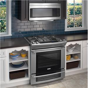 Dual Fuel Ranges by Electrolux